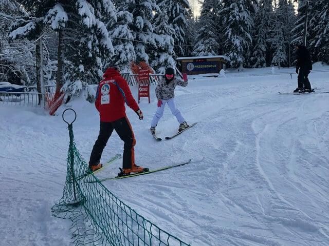 Wesoła Gorka szkółka narciarska