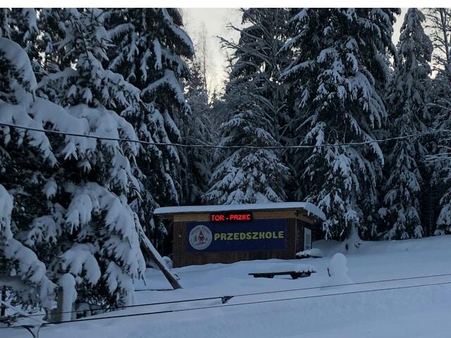 Wesoła Gorka przedszkole narciarskie